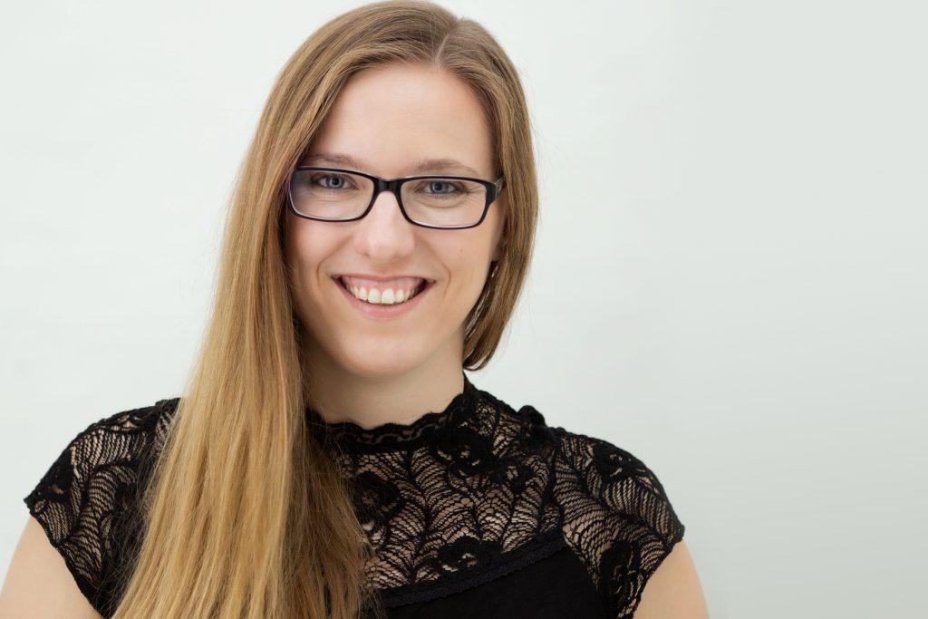 Carolin Neumann, Gründerin von finletter (Foto: Katrin Bpunkt)