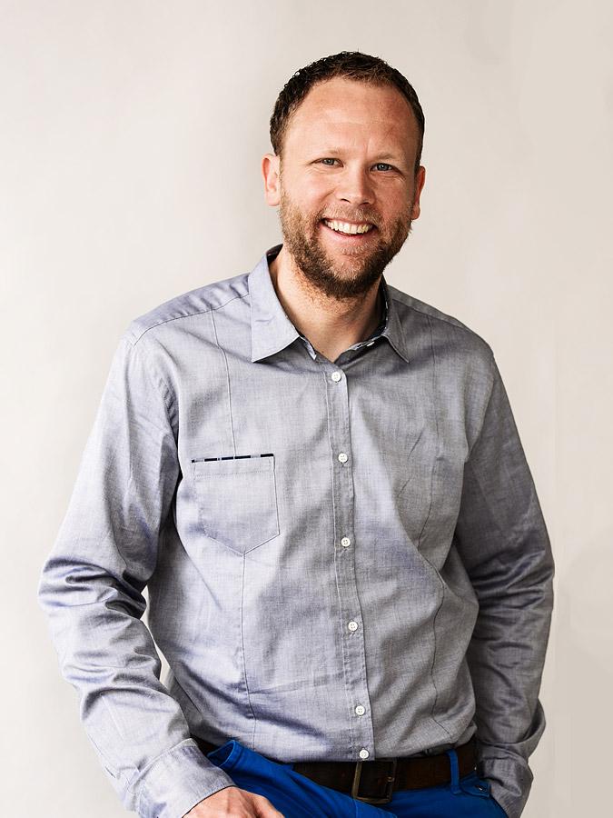 Clas Beese, Gründer von finletter (Foto: Katrin Bpunkt)