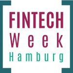 Logo der Fintech Week Hamburg, ausgerichtet von finletter und betahaus Hamburg