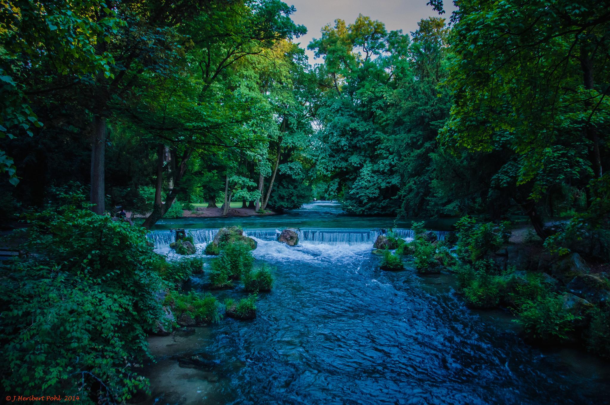 Natur mitten in der Stadt: München gilt als lebenswert. Foto: J. Heribert Pohl (Lizenz: CC BY-SA 2.0)