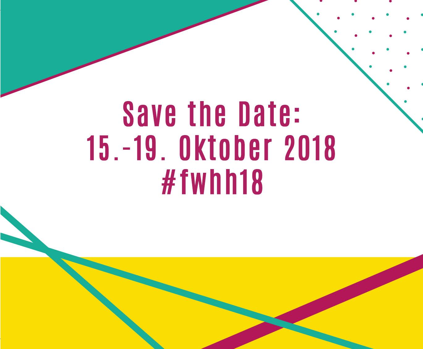finletter und betahaus Hamburg richten die Fintech Week Hamburg vom 15. bis 19. Oktober 2018 aus