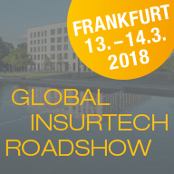 finletter ist Medienpartner der Global Insurtech Roadshow