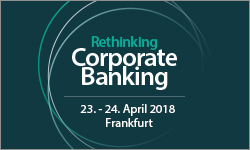 finletter ist Medienpartner der Konferenz Rethinking Corporate Banking