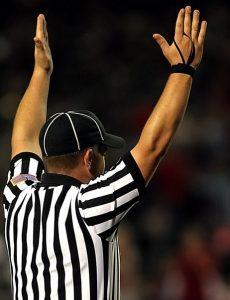 Schiedsrichter (Bild: Pexels.com)