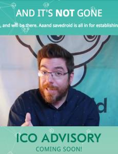 Die Seite von Savedroid klärt auf: Alles nur ein Gag. Haha.