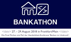 Bankathon Frankfurt Anzeige