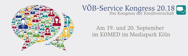 VÖB-Service Kongress 2018