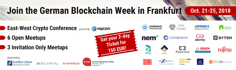 German Blockchain Week