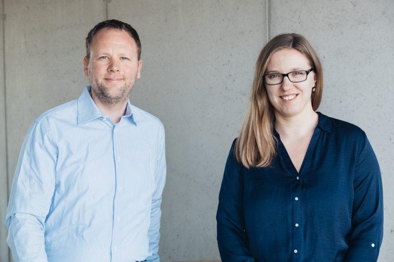 finletter-Gründer Clas Beese und Carolin Neumann (Foto: Kathrine Uldbæk Nielsen)