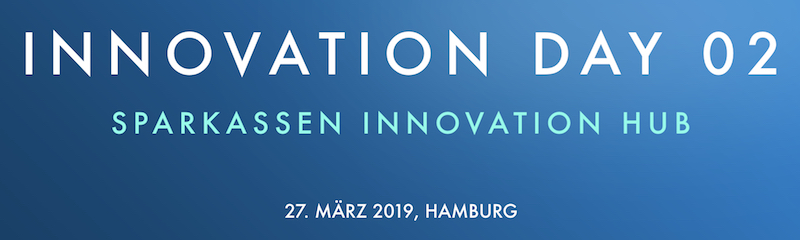 Sparkasse Innovation Hub, Innovation Day