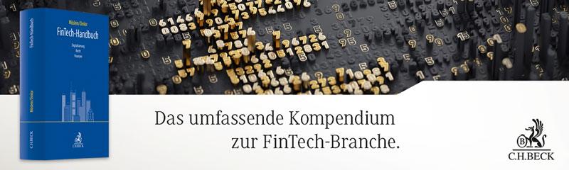 Das umfassende Kompendium zur FinTech-Branche