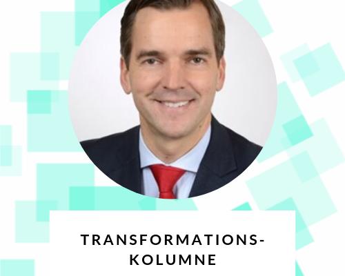 Transformations-Kolumne von und mit Friedrich-W. Kersting