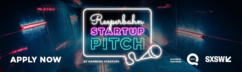 Reeperbahn Startup Pitch