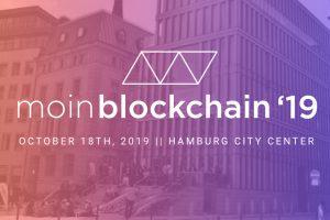 finletter ist Medienpartner der Moin Blockchain 2019