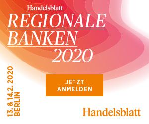 Handelsblatt Tagung Regionale Banken 2020