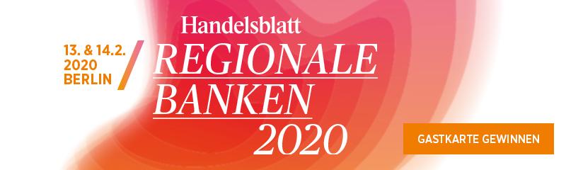 Handelsblatt Regionale Banken