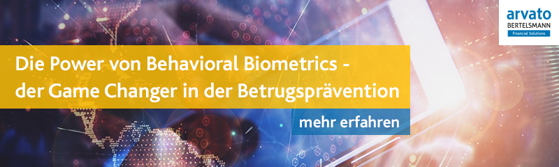 Arvato Financial Solutions finletter-Werbung