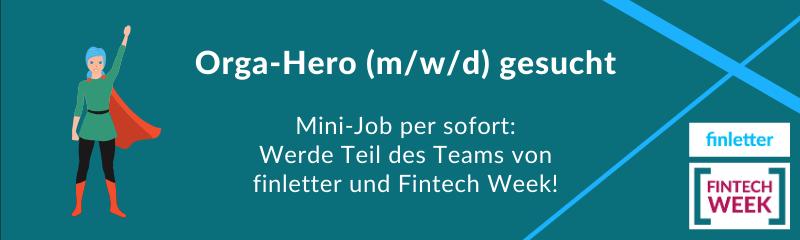 Orga-Hero (m/w/d) gesucht