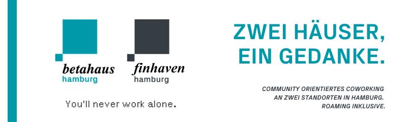 Angebot betahaus & finhaven