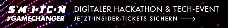 Die Symbioticon 2020 steigt vom 6.-24.11. als rein digitaler Hackathon + Tech-Event