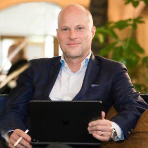Portrait von Fredrik Ulvenholm