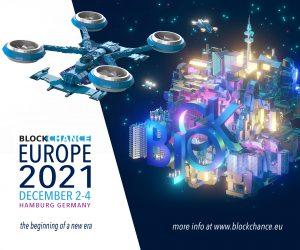 Blockchance Konferenz in Hamburg