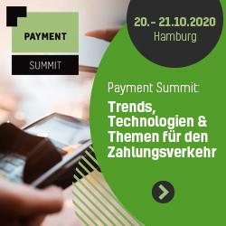 finletter ist Medienpartner vom Payment Summit
